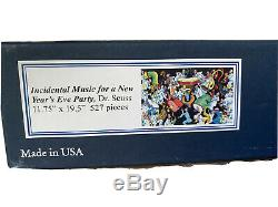 Liberty Classic Wooden Jigsaw Puzzle Dr. Seuss - 527 pieces