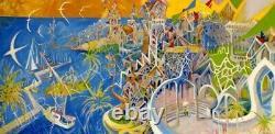 Liberty Classic Wooden Jigsaw Puzzle- Dr. Seuss, I Dreamed. Hotel del Coronado