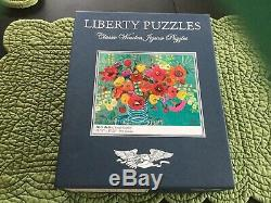 Liberty Classic Wooden Jigsaw Puzzle MEL'S BELLES