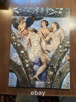 Liberty Classic Wooden Jigsaw Puzzle VERY RARE Cupid And The Three Graces