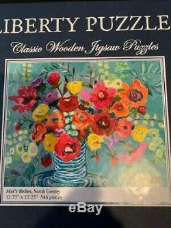 Liberty Classic Wooden Jigsaw Puzzles Mel's Belles