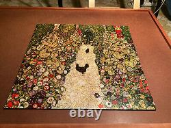 Liberty Classics Wooden Jigsaw Puzzle Klimt, Garden Path with Chickens 495 pcs
