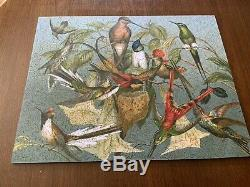Liberty Classics Wooden Jigsaw Puzzle called Kolibris 480 Pieces Complete