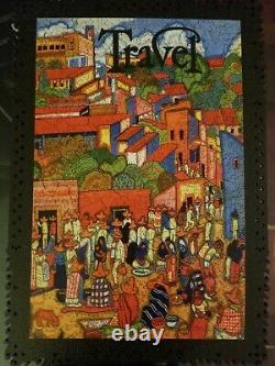 Liberty Puzzles CENTENARIO 477 pieces Classic Wooden Jigsaw Puzzle