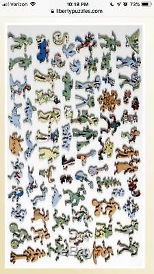 Liberty Puzzles California Carters by Jo Mora, 1945 713 pieces