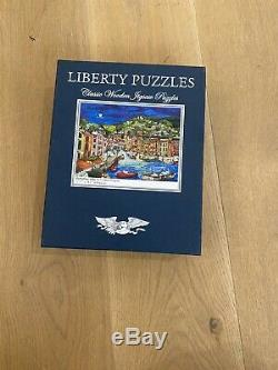 Liberty Puzzles Classic Portofino, Italy 630 Pieces
