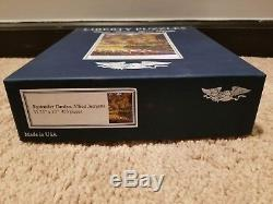 Liberty Puzzles Classic Wooden Jigsaw Puzzle, September Garden GREAT CONDITION