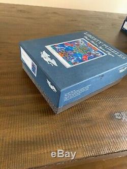 Liberty Puzzles Classic Wooden Jigsaw SUGAR MAGNOLIA 881 Pcs. Complete. HUGE