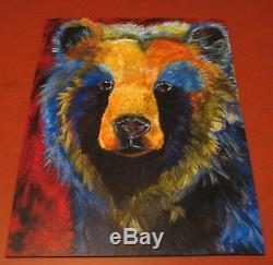 Liberty Puzzles Wooden Jigsaw Puzzle The Heart of a Bear 514 Pieces Complete