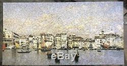 Liberty Puzzles Wooden Jigsaw RIVA DEGLI SCHIAVONI 517 pieces. Complete
