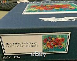 Liberty Wooden Jigsaw Puzzle Mel's Belles 546 pieces
