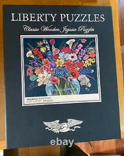 Liberty Wooden Puzzle 569 pieces Abundance