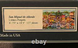 Liberty wooden jigsaw puzzles, San Miguel de Allende, Linnea Pergola