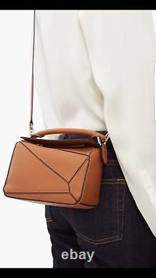 Loewe Puzzle Brown Bag