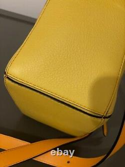 Loewe Small Leather Puzzle Bag Multi, Authentic, Dustbag