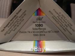 Loup Puzzle von Heye BIG RENOVATION vollständig 1000 Teile