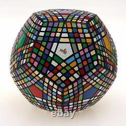 M8 9x9x9 Megaminx Petaminx Dodecahedron Twist Puzzle Magic Cube Intelligence Toy