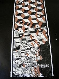 MC ESCHER Puzzle Metamorphose 3000 pc Jigsaw Puzzle Selegiochi Holland