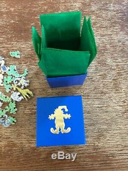 MINT Stave Peaceable Kingdom Puzzle Hand Made 2018