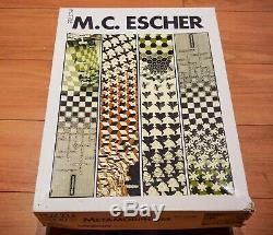 M. C. ESCHER METAMORPHOSE 3000pcs Jigsaw Puzzle Selegiochi Milano