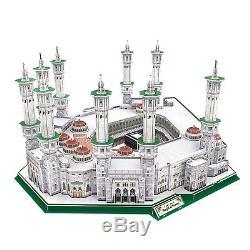 Masjid Al-haram Mecca Mosque 3D Puzzle Kids Eid / Ramadan Toy
