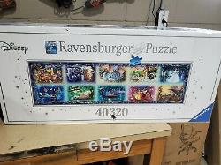 Memorable Disney Moments 40320 Pieces Ravensburger Puzzle NEW