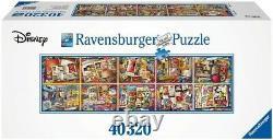 Mickeys 90th Birthday Walt Disney 40320 Pieces Puzzle Ravensburger