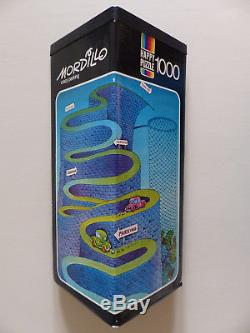 Mordillo Crazy Parking jigsaw puzzle 1000 pcs, 1974 (Heye, 1990-8001)