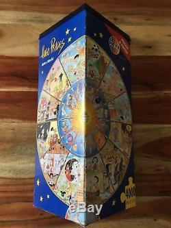 NEU! Heye Puzzle Hugo Prades Motiv Astro World 4000 Teile