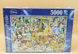 NEU +++Mickey als Künstler +++ Ravensburger 5000 Teile Puzzle +++ Disney