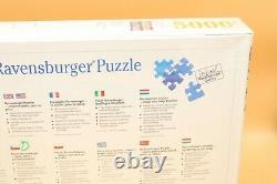 NEU +++Sternzeichen +++ 5000 Teile Ravensburger Puzzle +++153 × 101 cm+++RAR