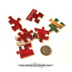 NEW Bioworkz 16x20 504pc Sea Dragon Jigsaw Puzzle LE 112 CONFIRMED ORDER