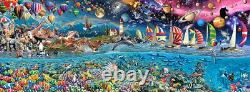 NEW Educa Jigsaw Puzzle 24000 Pieces Tiles Life, The Greatest Puzzle