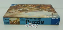NEW RARE Vintage Ravensburger Jigsaw Puzzle 5000 Piece 1978 Last Battle