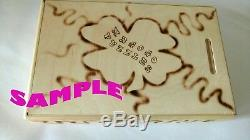 New Hand Cut Wooden Jigsaw Puzzle ZODIAC by Alphonse Mucha 400-500 pcs