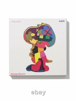 New KAWS Isolation Tower Puzzle Brooklyn Museum CONFIRMED ORDER
