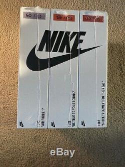 Nike Vintage Puzzle (Set Of 3 Insanely Rare)