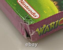 Nintendo NES Wario's Woods Brand New Factory Sealed