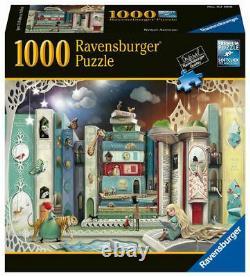 Novel Avenue 1000 Piece Puzzle Pre Order
