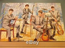 Original The Beatles 340 Piece Jigsaw 17 X 11 Complete & Boxed 1962/1965