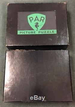 PAR Puzzle Jigsaw Wood 831 pcs 25 FIG Salzburg Austria Gottfried Fischl