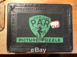 PAR wood jigsaw puzzle titled From the Sea 500 pc
