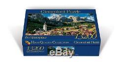 PUZZLE 13200 Dolomiten Puzzle CLEMENTONI 38007