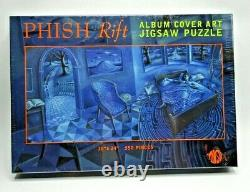 Phish Rift Album Cover Art Jigsaw Puzzle 550pcs David Welker NEW FACTORY SEALED