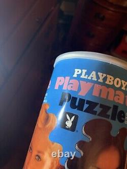 Playboy Puzzle Collection (25 Total, 2 Duplicates) ALL SEALED WITH PICTURE UNDER
