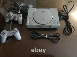 Ps1 51 Games and Console Lot Rare Games and RPGs CIB PlayStation 1