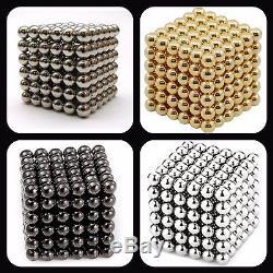 Puzzle 3d neocube 216 Billes 5mm Aimantées Neobilles