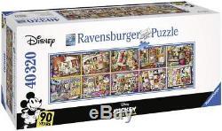 Puzzle 40320 pièces Disney Mickey 90 Years (65061)
