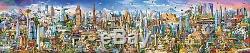 Puzzle Educa 42000 Teile Die Weltreise (63835)