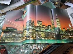 Puzzle Ravensburger 12000 New York 9/11 Twin Towers Ground Zero 1998 Bags Unopen